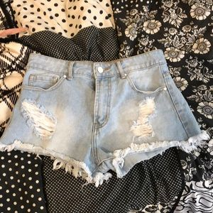 Jean Shorts (Forever 21)